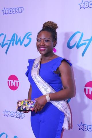 Erica Bryant (Ms Black America Coed) - ClawsHOU