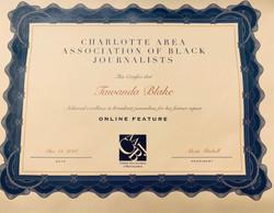 2018 News Excellence Award