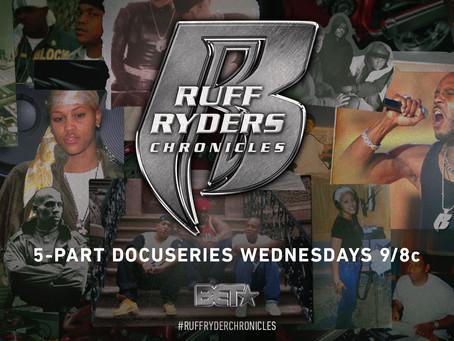 'Ruff Ryders Chronicles' w/ Eve, The LOX, Swizz Beatz, DMX & More