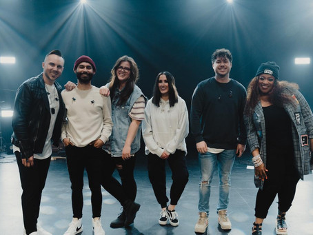 Kierra Sheard-Kelly & Red Rocks Worship Co-Release Performance of 'Something Has to Break (Live)'