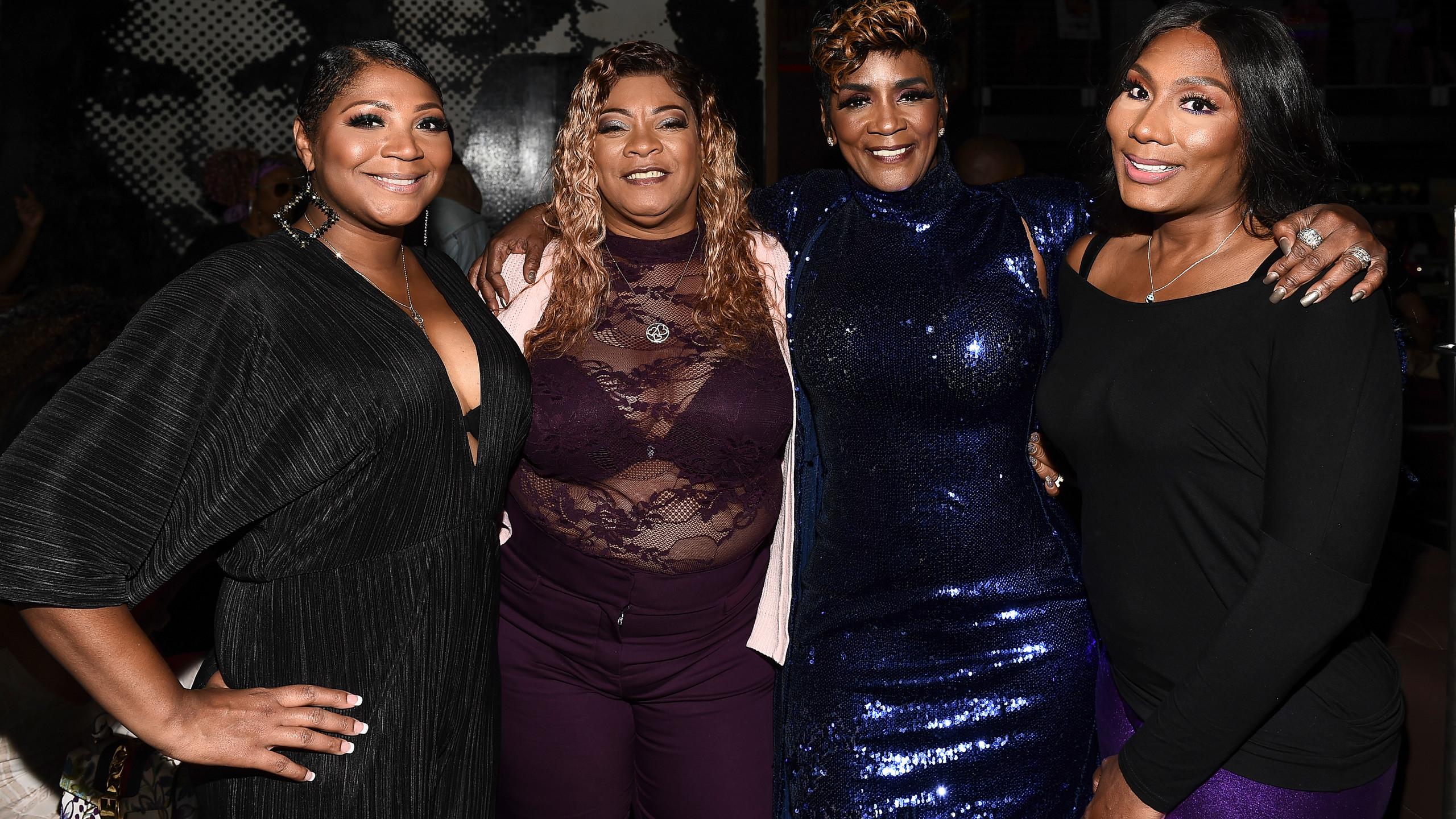 Trina, Deb, Momma Dee and Towanda