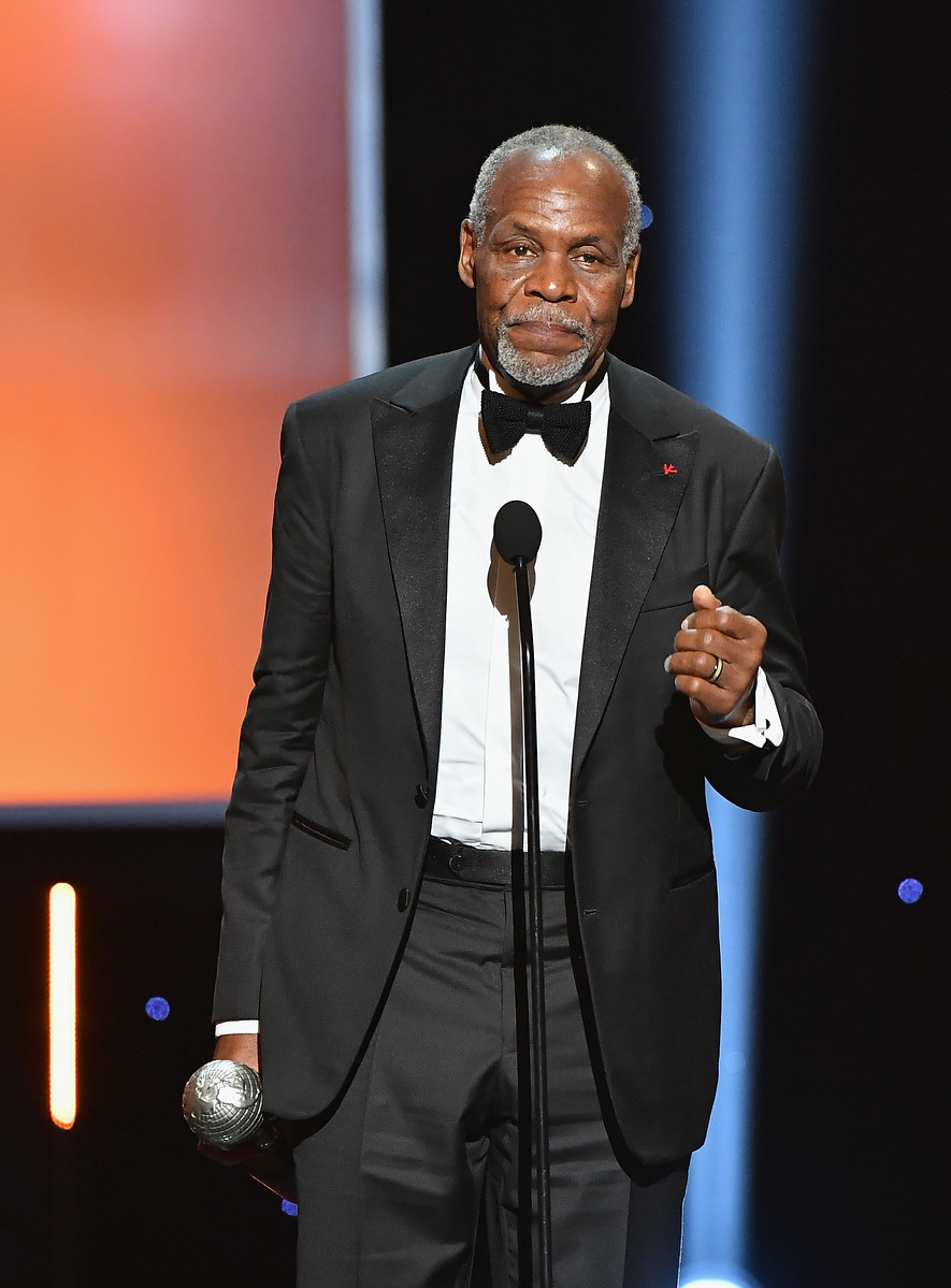 Honoree Danny Glover