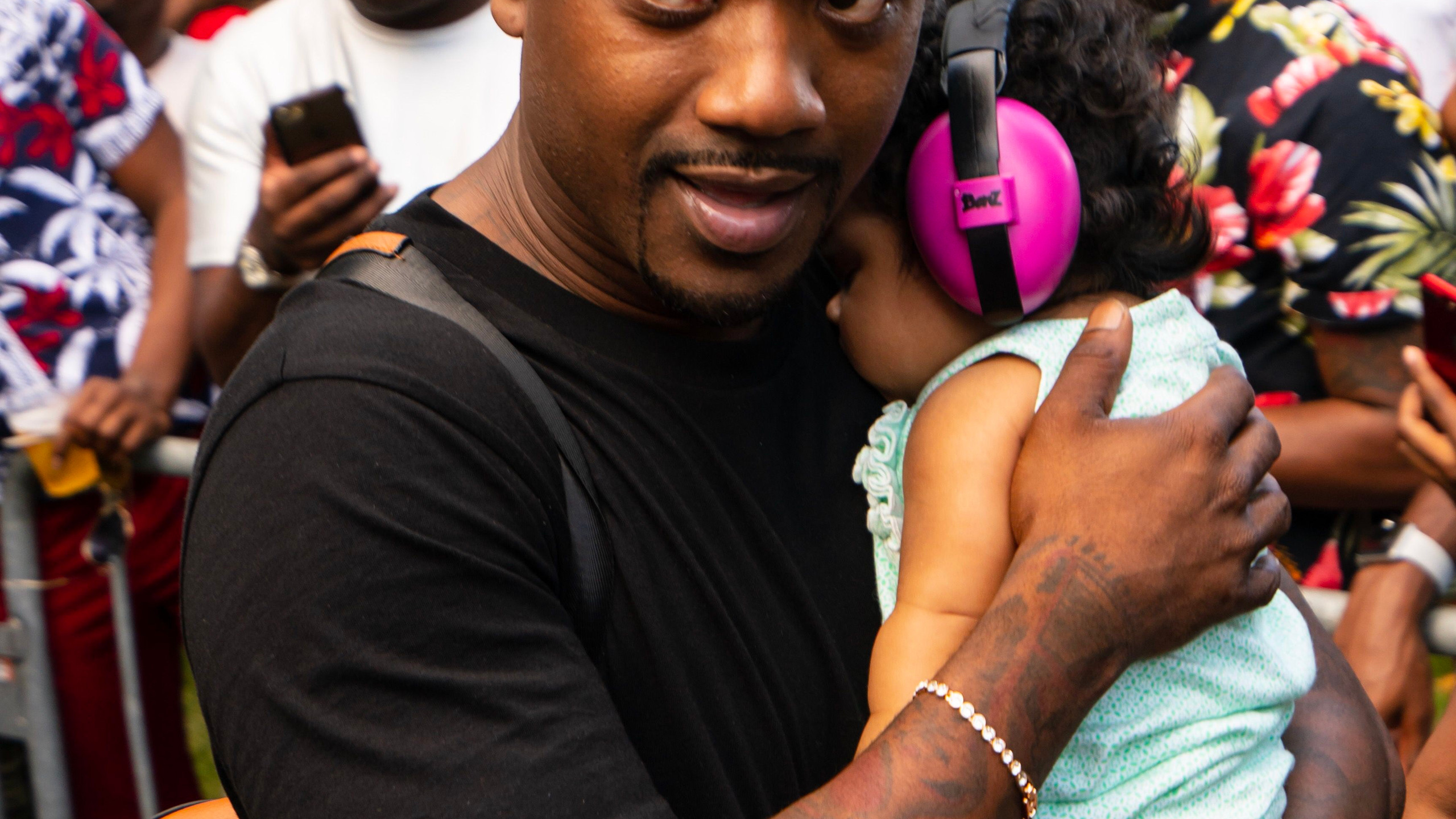 Ray J and Melody Love