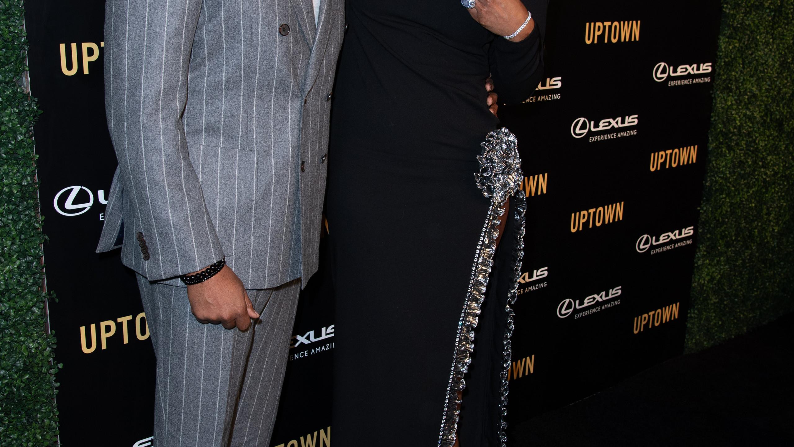 Chris Spencer and Tai Beauchamp