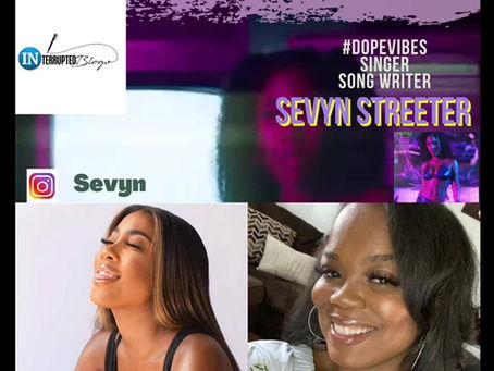 Prolific Songwriter & Vocalist Sevyn Streeter Releases New Album Drunken Wordz x Sober Thoughts