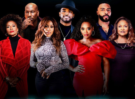 TV ONE'S HIT SERIES UNCENSORED RETURNS WITH ALL NEW EPISODES