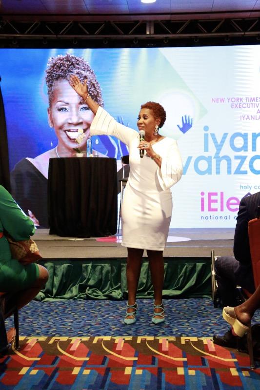 Iyanla Vanzant on stage 2