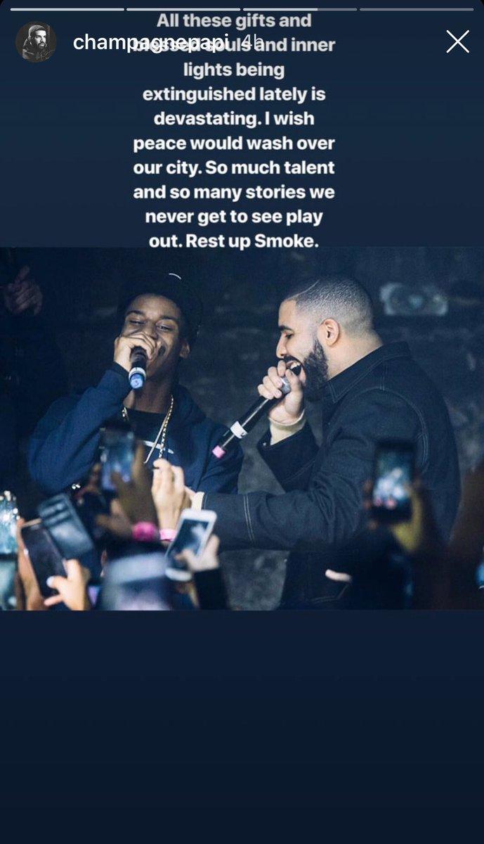 Smoke Dawg and Drake-