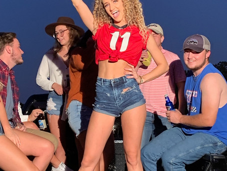 "Rising Country Star Katelyn ""KP"" Paige ""Daisy Dukes"" Takes Off on Tik Tok"