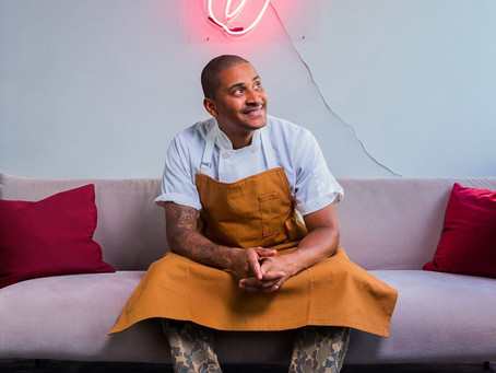"""Chef JJ Spicing Things Up on Season 2 Cleo TV """"Just Eats With JJ."""""""