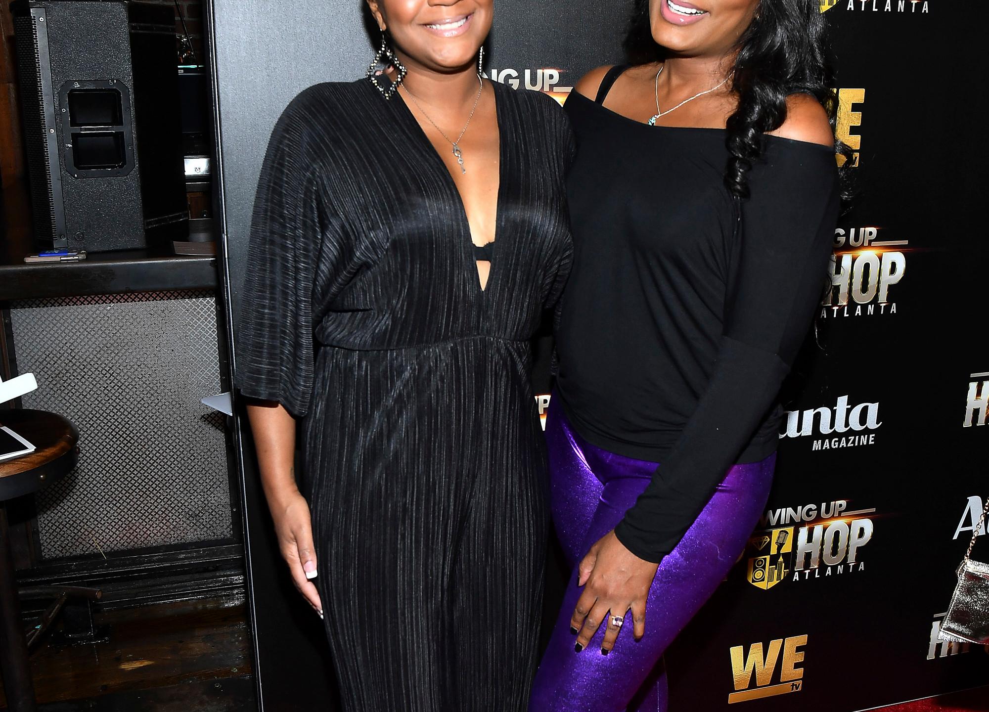 Trina and Towanda Braxton