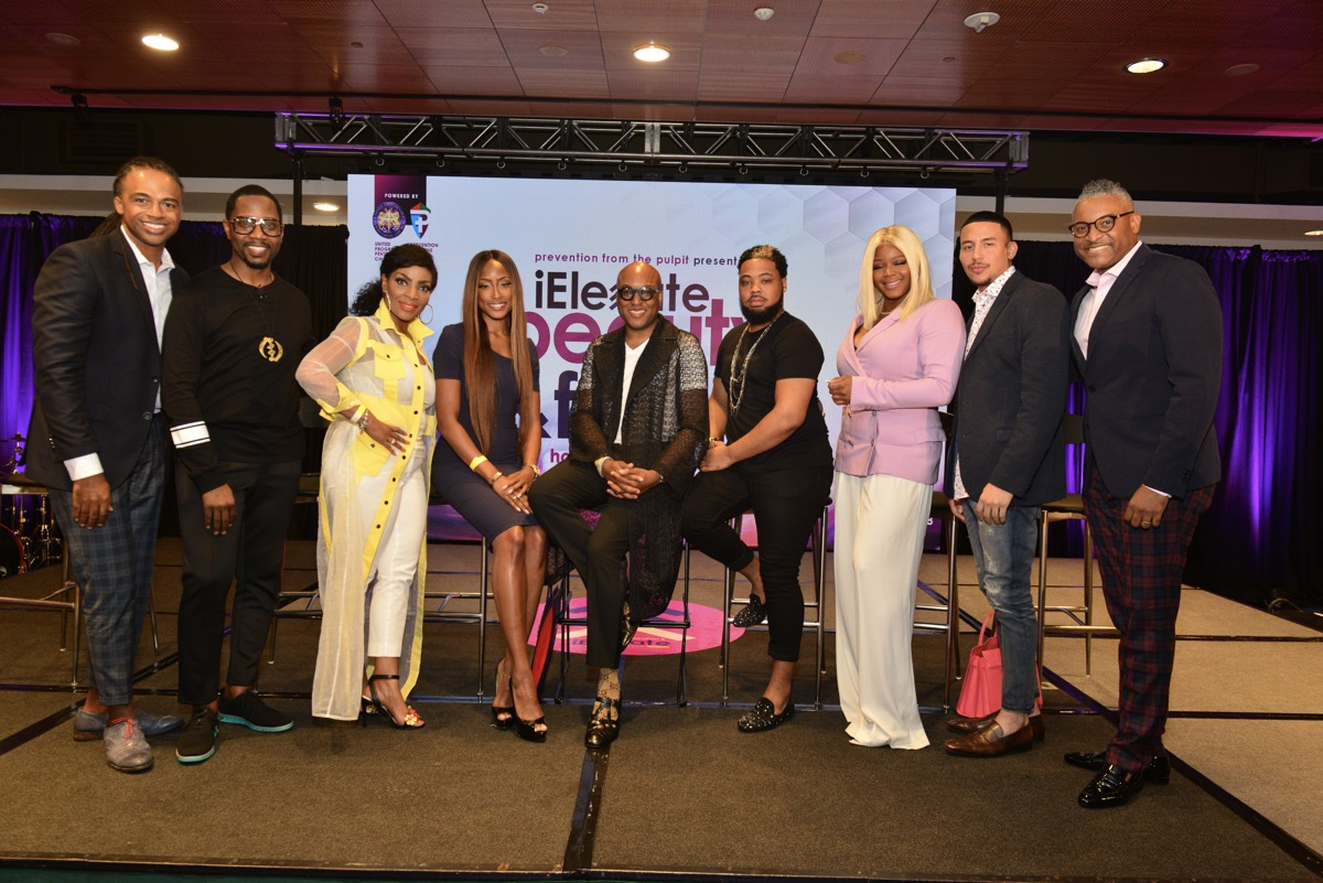 ielevate fashion and beauty panel