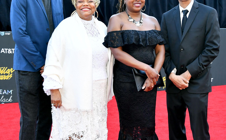 Aretha Franklin Family