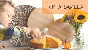 """Torta """"Camilla"""" di mandorle e carote"""