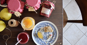 Due marmellate speziate da provare: fragole & vaniglia e mele & zenzero.