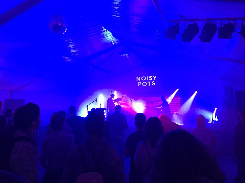 Noisy Pots