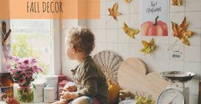 Come decorare una casa in autunno