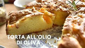 Torta all'olio di oliva