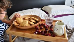 Biscotti al latte velocissimi