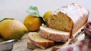La bellezza delle cose semplici: plumcake al limone e semi di papavero