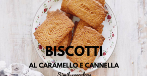 Biscotti al caramello speziati