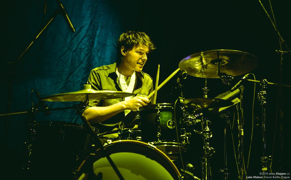 Antonín Hrabal - photo: Petr Klapper