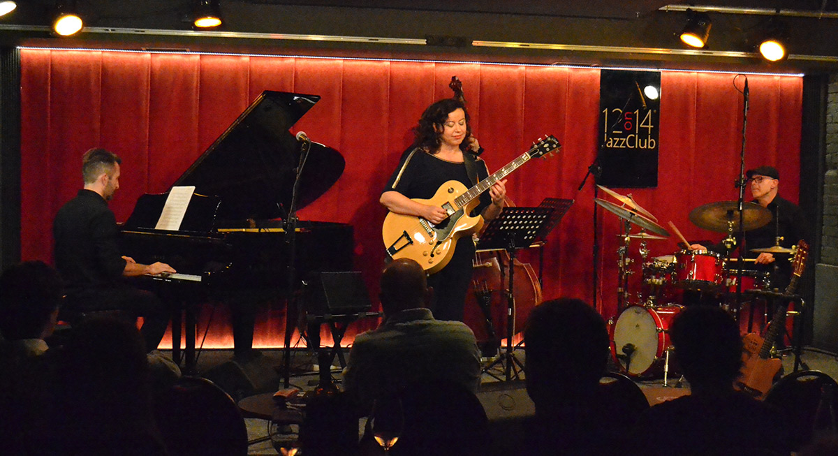12 on 14 Jazz Club