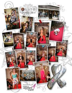 Gusto Fashion Show