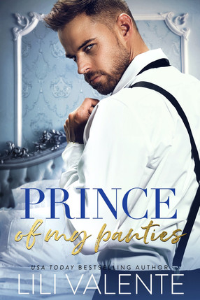 PRINCE OF MY PANTIES (ROYAL PACKAGE #2) - RELEASE BLITZ & REVIEW