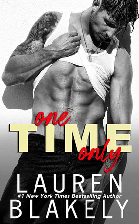 ONE TIME ONLY (THE EXTRAVAGANT #3) - RELEASE BLITZ & REVIEW