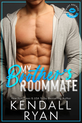 MY BROTHER'S ROOMMATE (FRISKY BUSINESS #2) - RELEASE BLITZ & REVIEW
