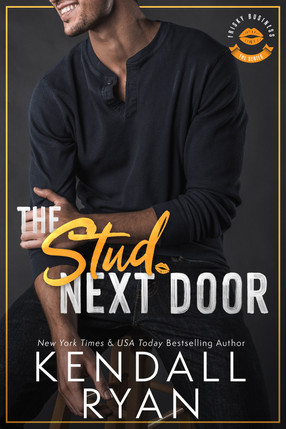 THE STUD NEXT DOOR (FRISKY BUSINESS #3) - RELEASE BLITZ & REVIEW