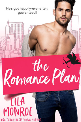 THE ROMANCE PLAN (CUPIDS #5) - RELEASE BLITZ & REVIEW