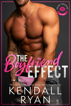 THE BOYFRIEND EFFECT (FRISKY BUSINESS #1) - RELEASE BLITZ & REVIEW
