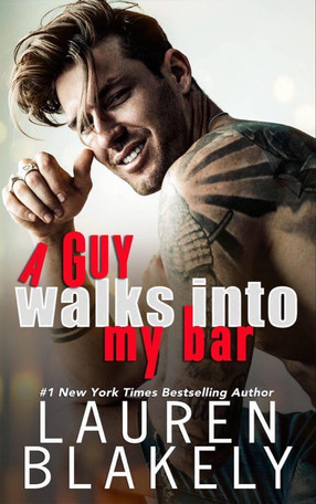 A GUY WALKS INTO MY BAR - RELEASE BLITZ & REVIEW
