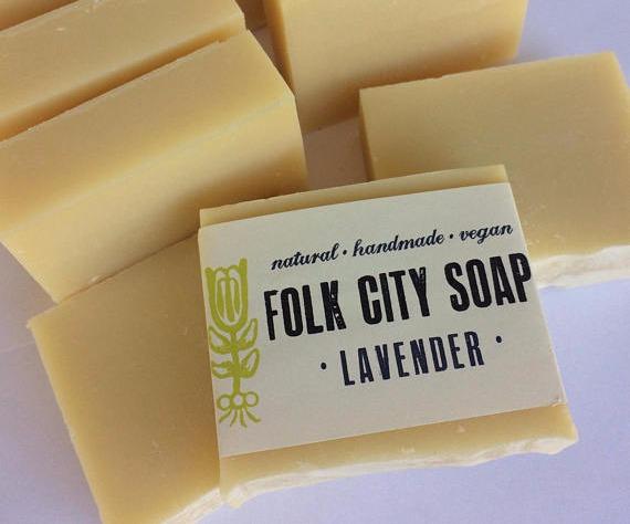 FoLKCiTY Soap