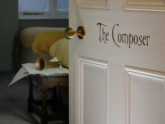 The Composer Twin Room