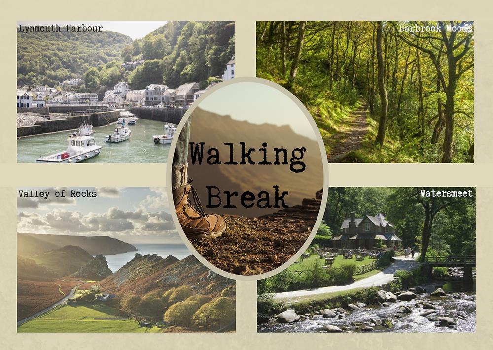 Hotel offer North Devon, Walking Break North Devon, Walking Break Exmoor, Staycation Lynton and Lynmouth, Little Switzerland