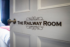 Welcome to The Railway Room