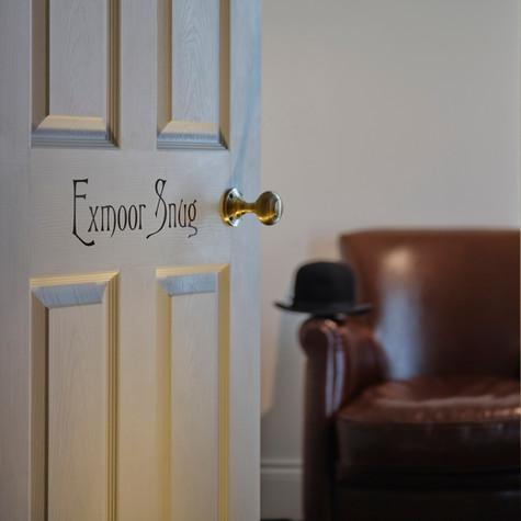 Welcome to The Exmoor Snug