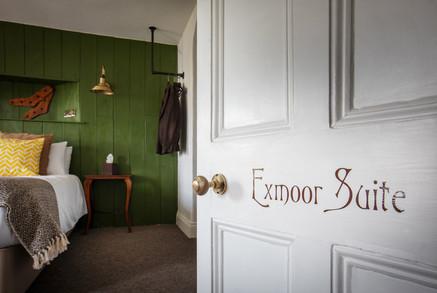 Welcome to The Exmoor Suite