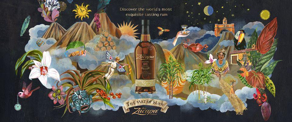 Zacapa Rum, Rum, Bar, Exmoor
