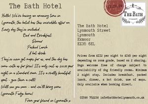 Hotel offer North Devon, Hotel offer Exmoor, Hotel offer Lynton and Lynmouth, Staycation North Devon, Staycation Exmoor