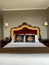The Sumptuous King Sized Bed