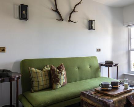 Sofa Bed in The Exmoor Suite