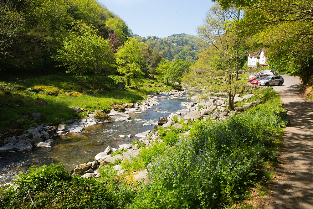 Watersmeet, Exmoor, Lynmouth, Lynmouth Hotels