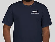 Navy T-Shirt 100% Cotton
