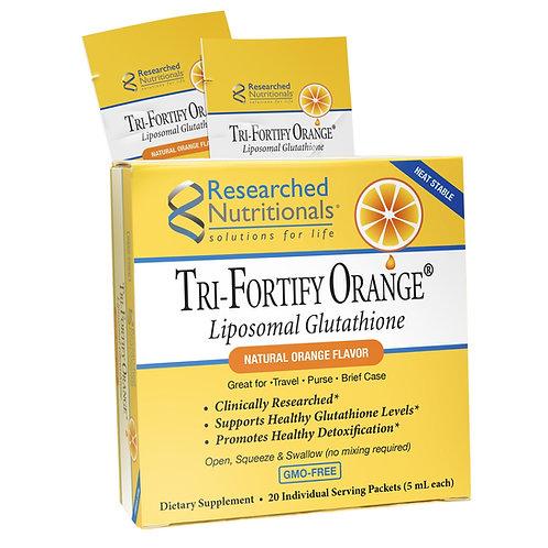 Tri-Forte Orange - Liposomal Glutathione
