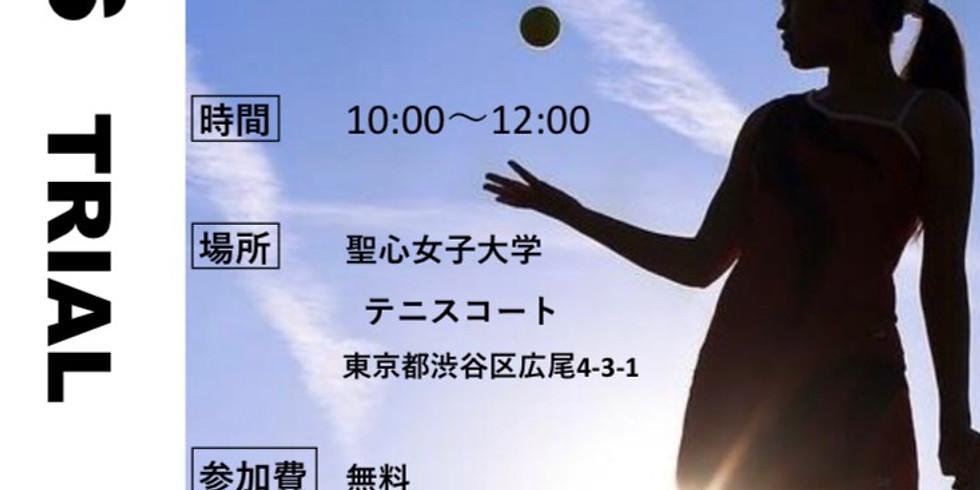 テニス体験会 第2弾!!