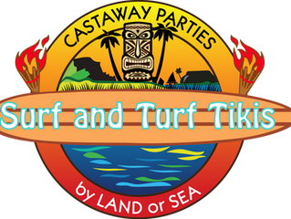Surf and Turf Tikis- A Name and a Mission
